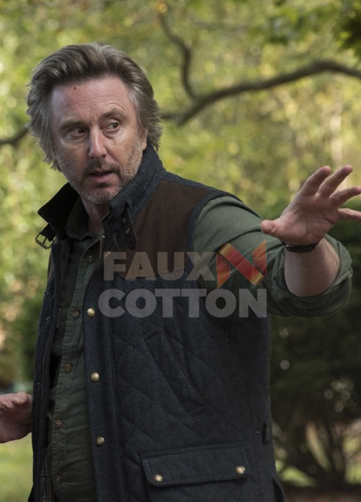 Homeland Jake Weber Cotton Vest