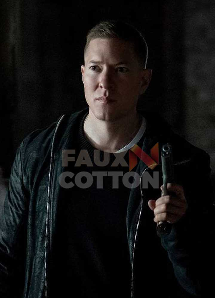Power The Final Betrayal Joseph Sikora Leather Jacket