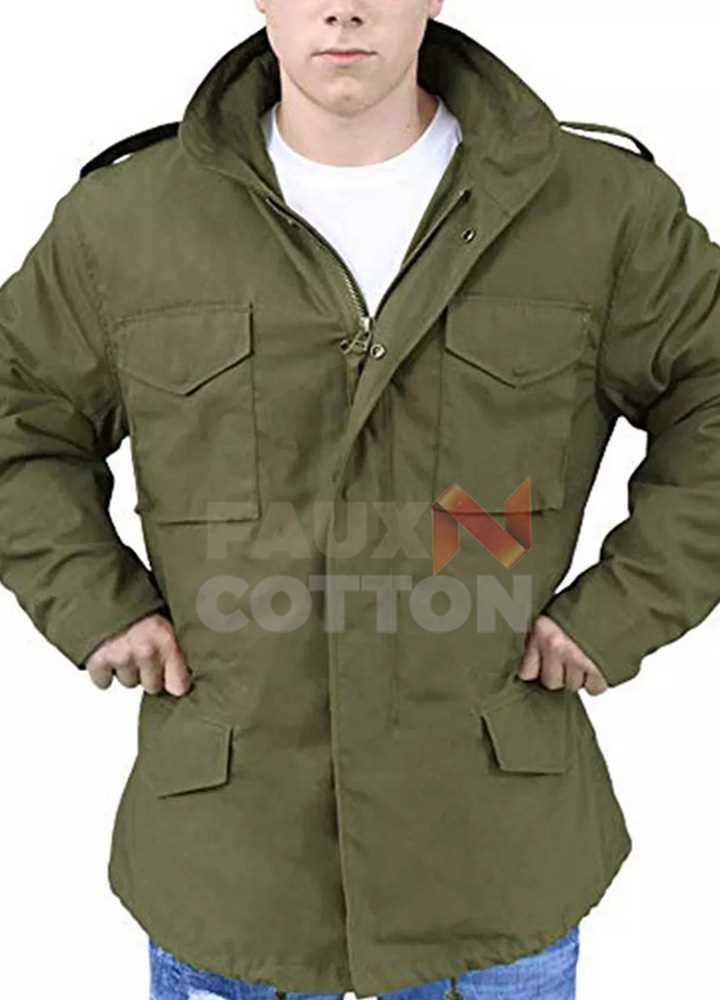 Rambo 5 Last Blood Sylvester Stallone Green Jacket