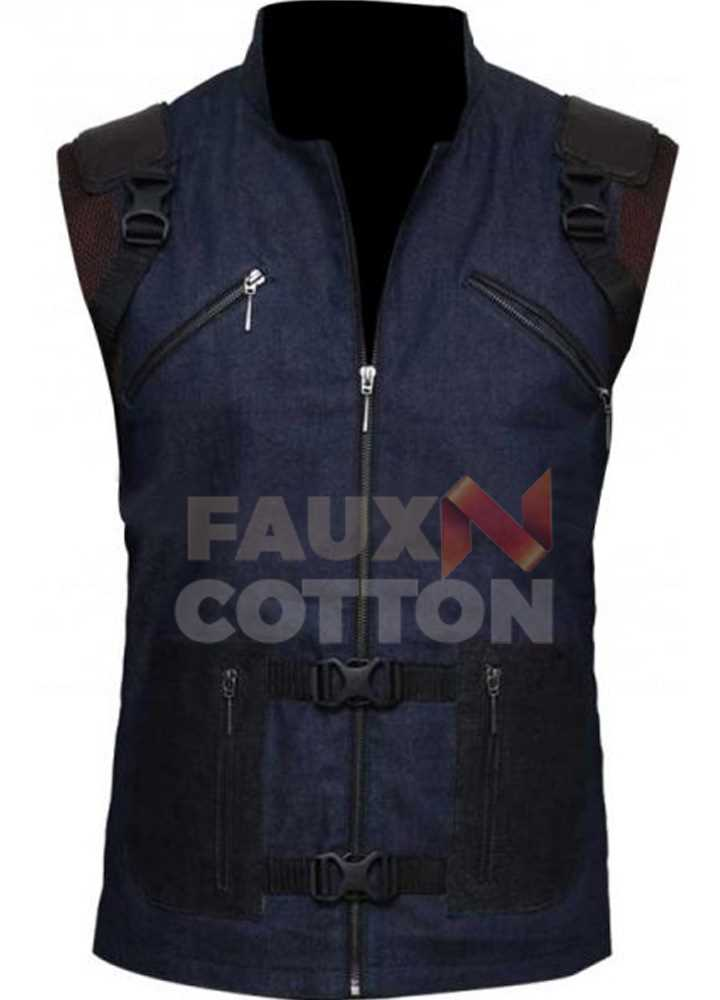 Avengers Endgame Rocket Raccoon Costume Vest