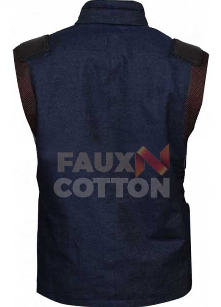 Avengers Endgame Rocket Raccoon Costume Vest