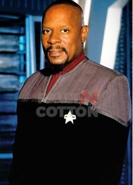Star Trek Deep Space Nine Avery Brooks Cotton Jacket