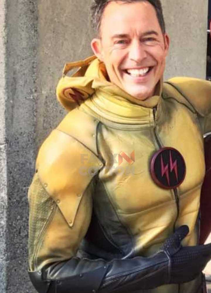 Eobard Thawne Season 5 Flash Costume