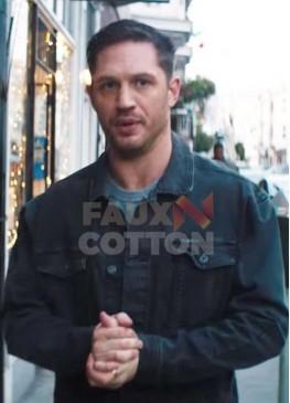 Venom Tom Hardy Cotton Jacket