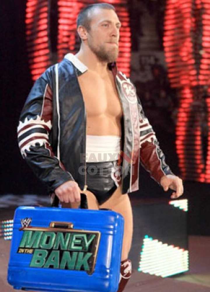 WWE Daniel Bryan Dragon Jacket