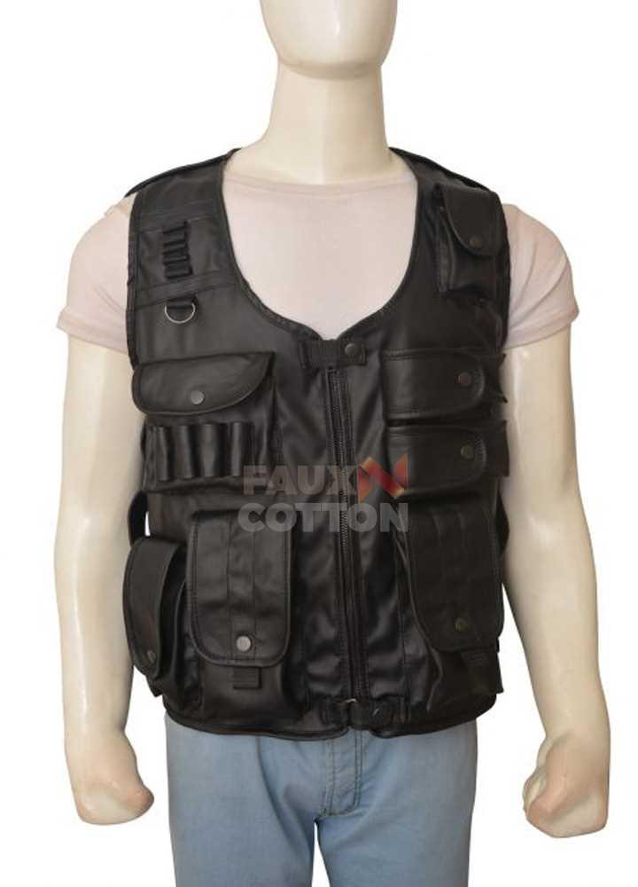 WWE Roman Reigns UTG Law Enforcement Vest