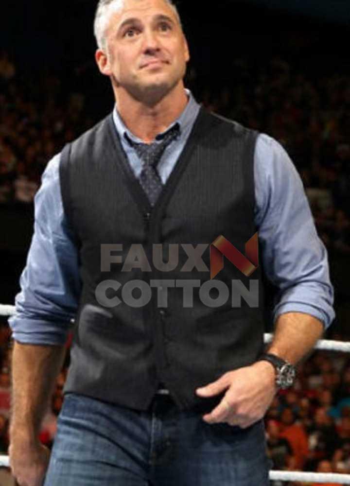 WWE Wrestler Shane McMahon Vest