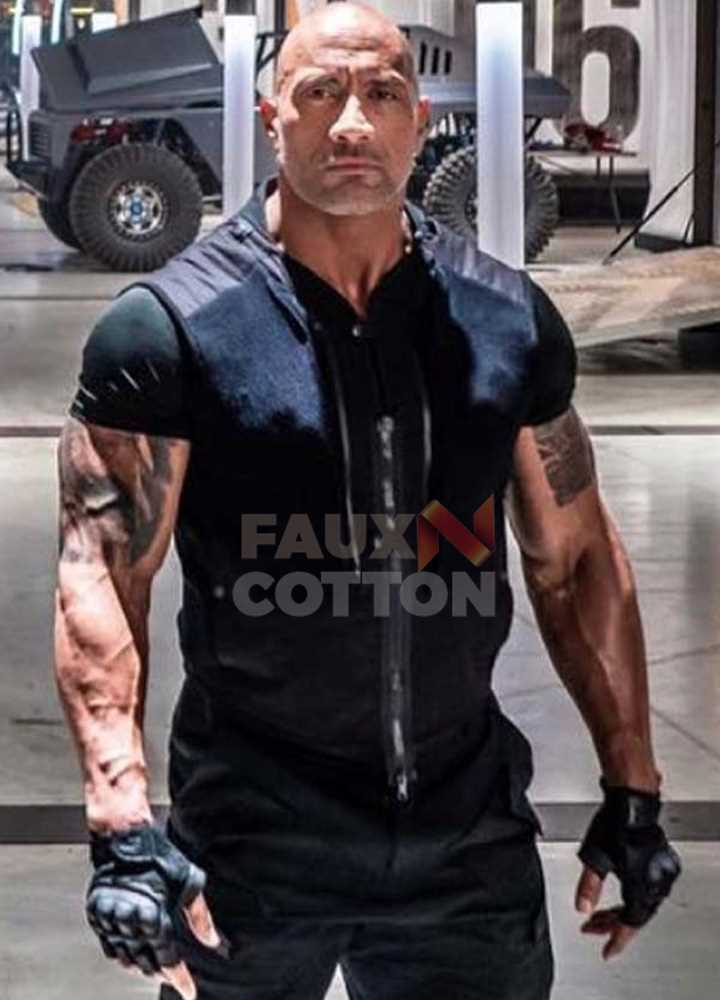 Fast And Furious 9 Luke Hobbs Cotton Vest