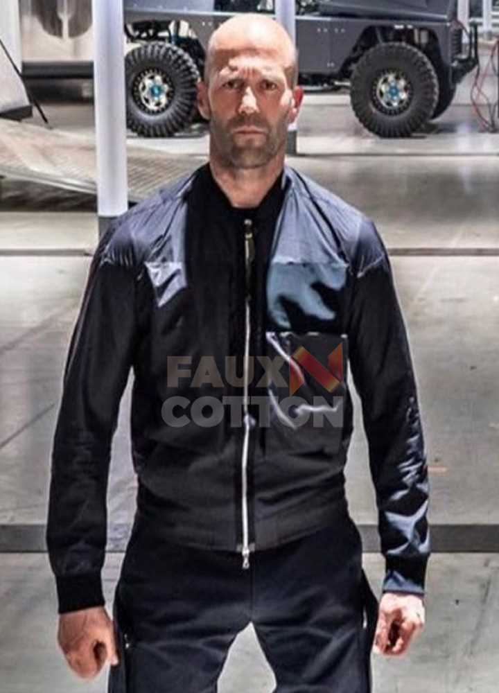Fast And Furious 9 Deckard Shaw Jacket