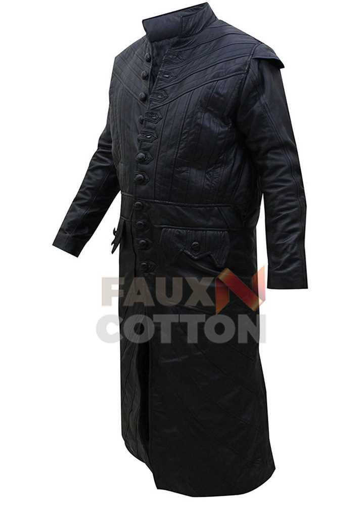 Black Sails Captain Flint Coat