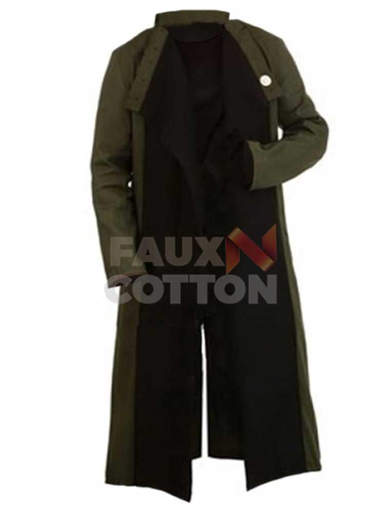 Jay and Silent Bob Reboot Kevin Smith Green Coat
