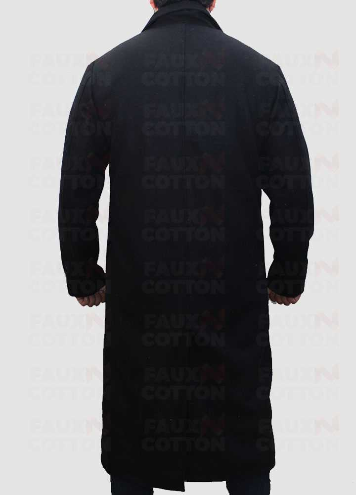 Peaky Blinders Cillian Murphy Black Coat