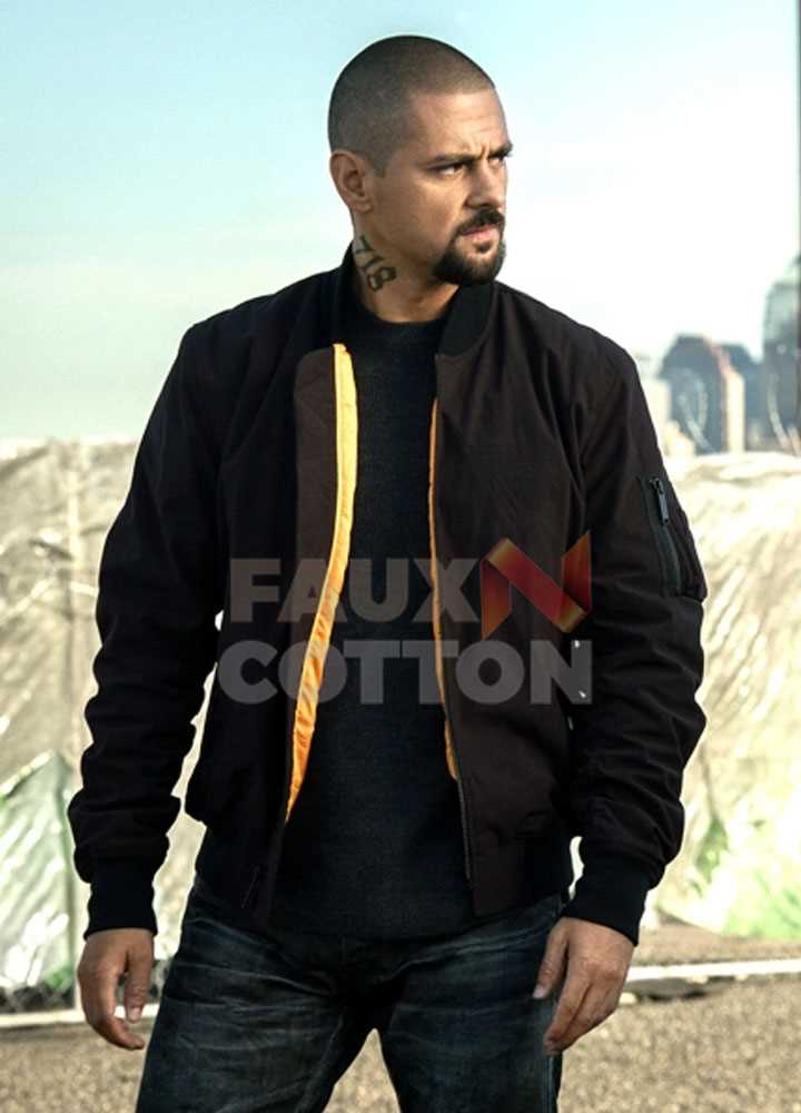 Power J R Ramirez Cotton Jacket