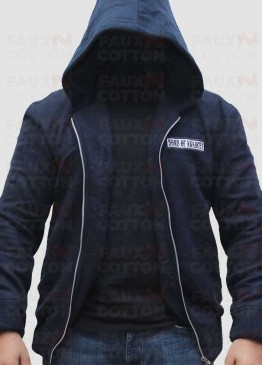 Sons of Anarchy Hoodie With Patch