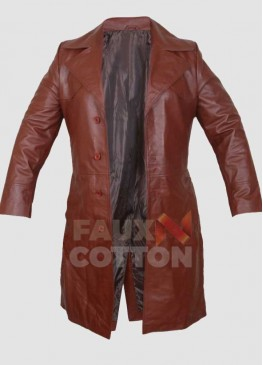 Suicide Squad Will Smith Trench Coat