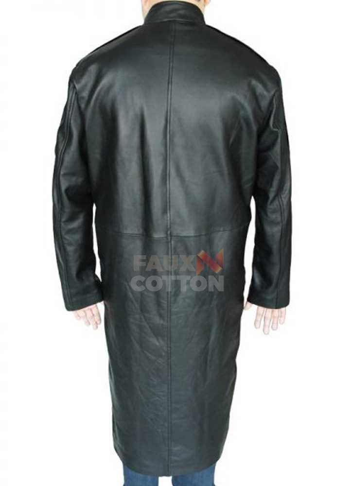 Avengers Age of Ultron Nick Fury Black Coat