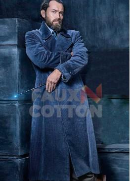 Fantastic Beasts The Crimes of Grindelwald Albus Dumbledore Coat