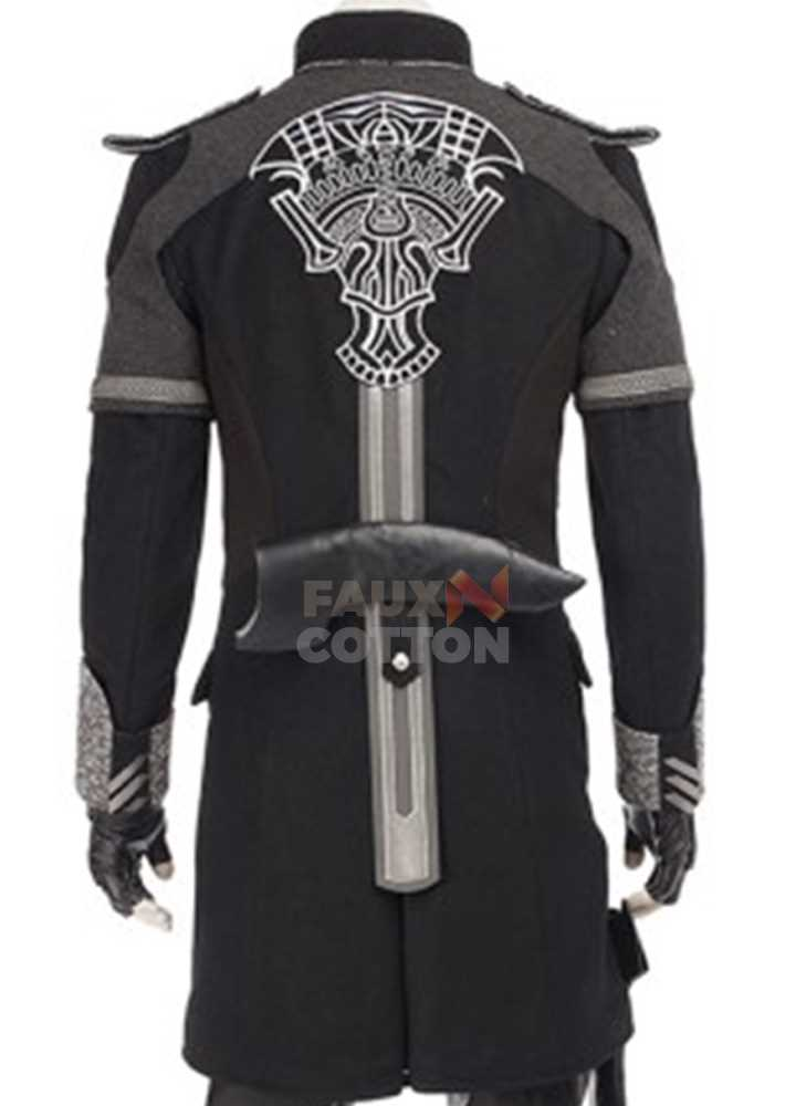 Kingsglaive Final Fantasy XV Nyx Ulric (Aaron Paul) Coat
