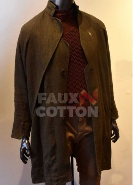 Star Trek Picard Patrick Stewart Coat