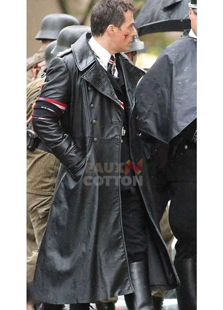 The Man in the High Castle Nazi Officer Black Coat