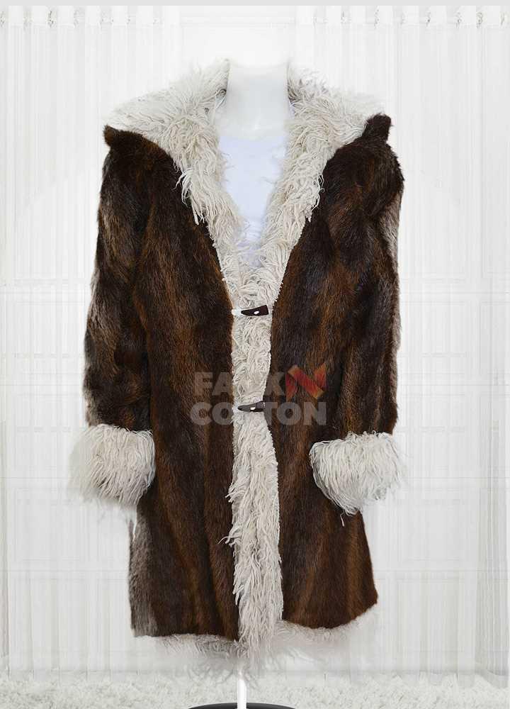 XXX Return of Xander Cage Vin Diesel Fur Coat