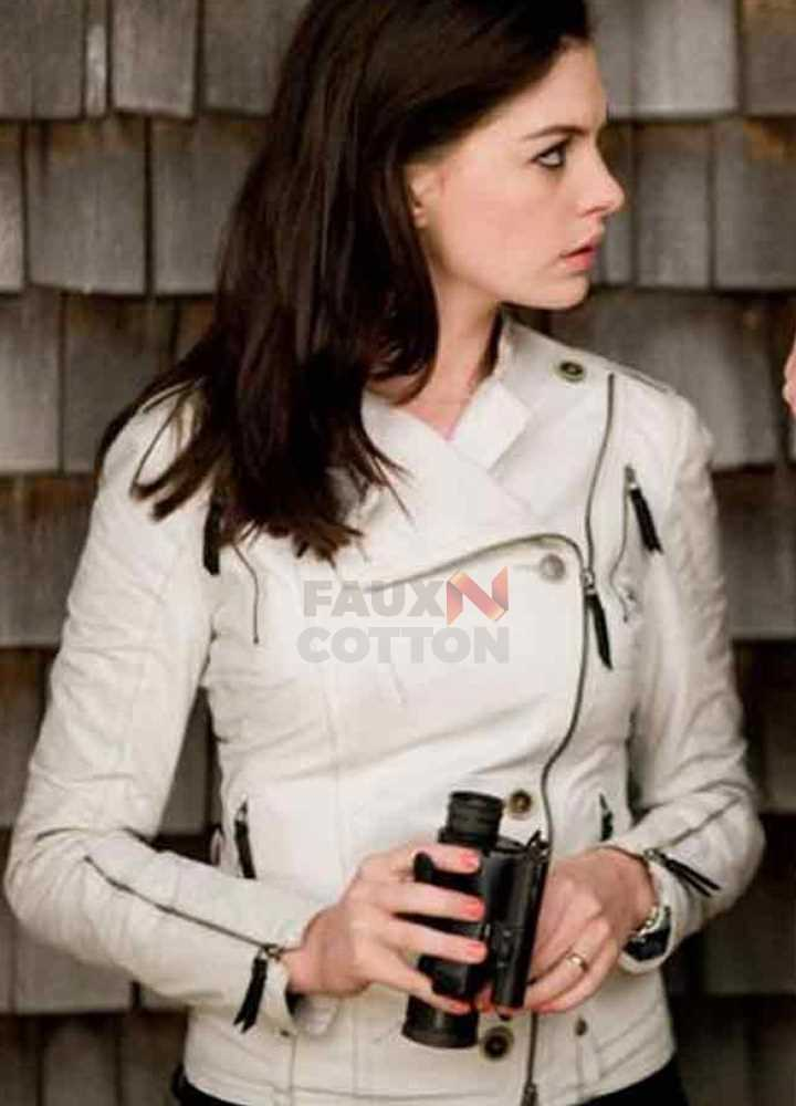 Anne Hathaway Get Smart Jacket