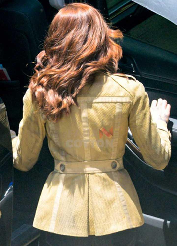 Captain America Civil War Black Widow (Scarlett Johansson) Jacket