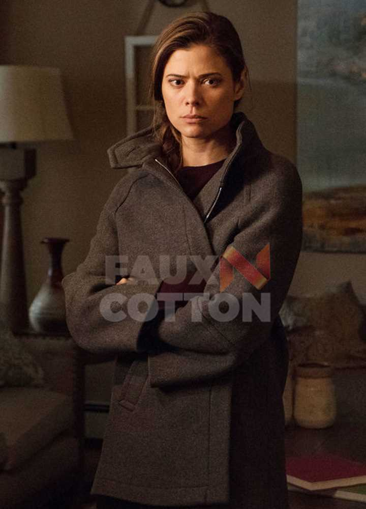 Colony Peyton List Wool Coat