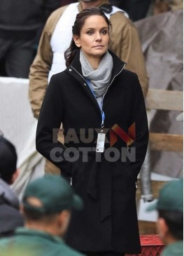 Colony Sarah Wayne Callies Wool Coat