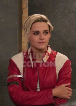 Charlie's Angels Kristen Stewart Leather Jacket