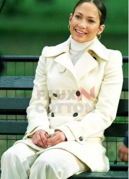 MAID IN MANHATTAN Marisa Ventura (JENNIFER LOPEZ) TRENCH COAT