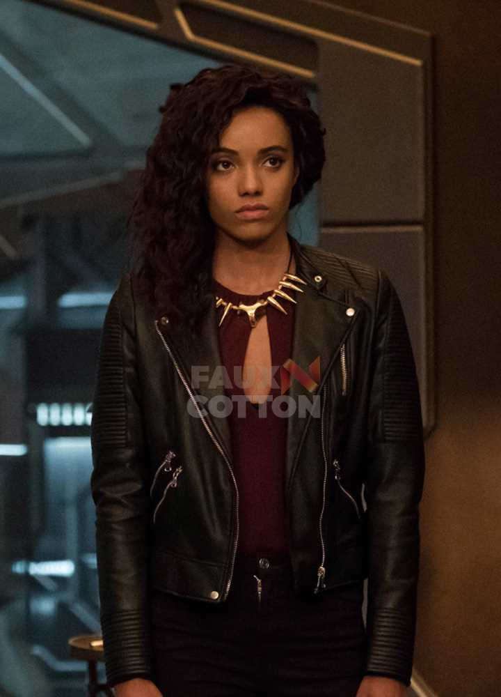 Amaya Jiwe DC's Legends Of Tomorrow Jacket