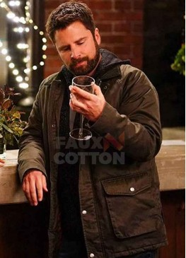 A Million Little Things James Roday Green Jacket