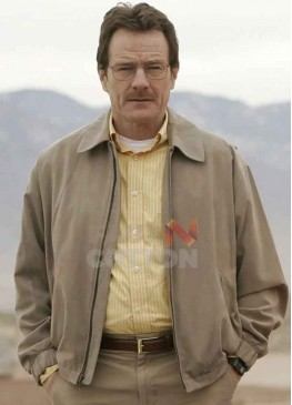 Breaking Bad Bryan Cranston Cotton Jacket