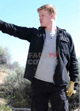 Breaking Bad Jesse Plemons Black Jacket