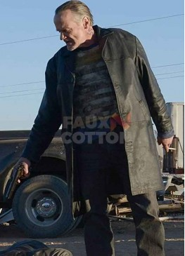 Breaking Bad Michael Bowen Leather Coat