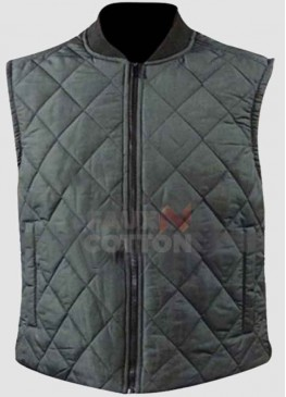 Creed Michael B. Jordan Quilted Vest