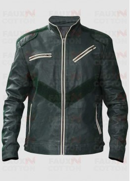 Far Cry 4 Ajay Ghale Costume Leather Jacket