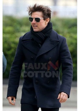 Mission Impossible 6 Fallout Tom Cruise Trench Coat