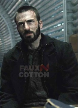 Snowpiercer Chris Evans Black Coat