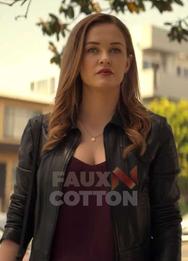 Ambyr Childers You Season 2 Jacket