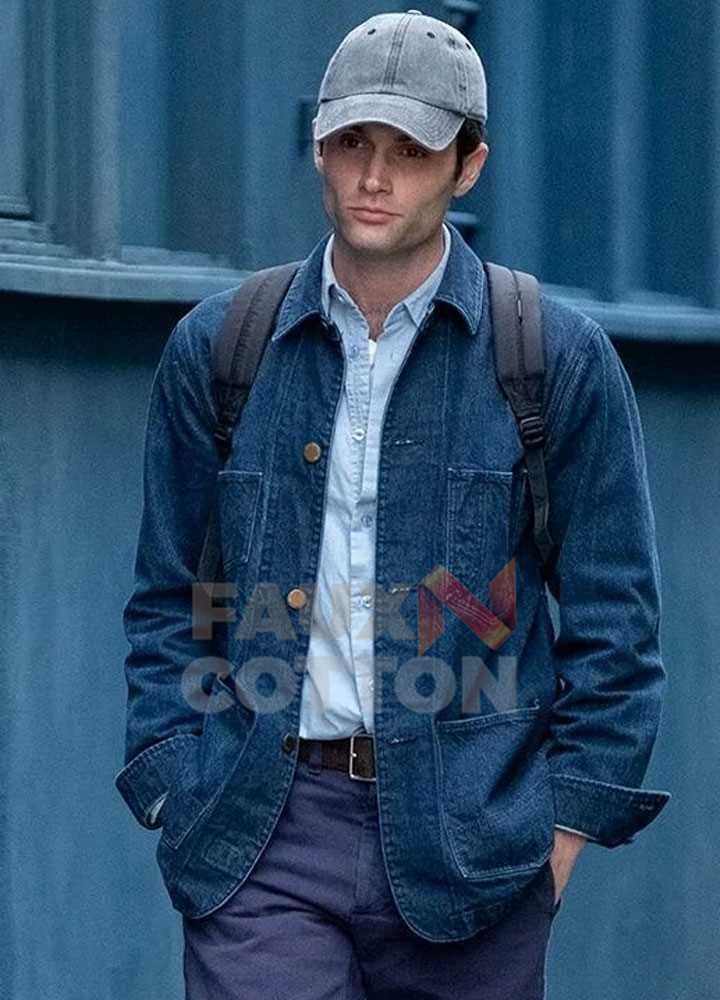You Season 2 Joe Goldberg (Penn Badgley) Jacket