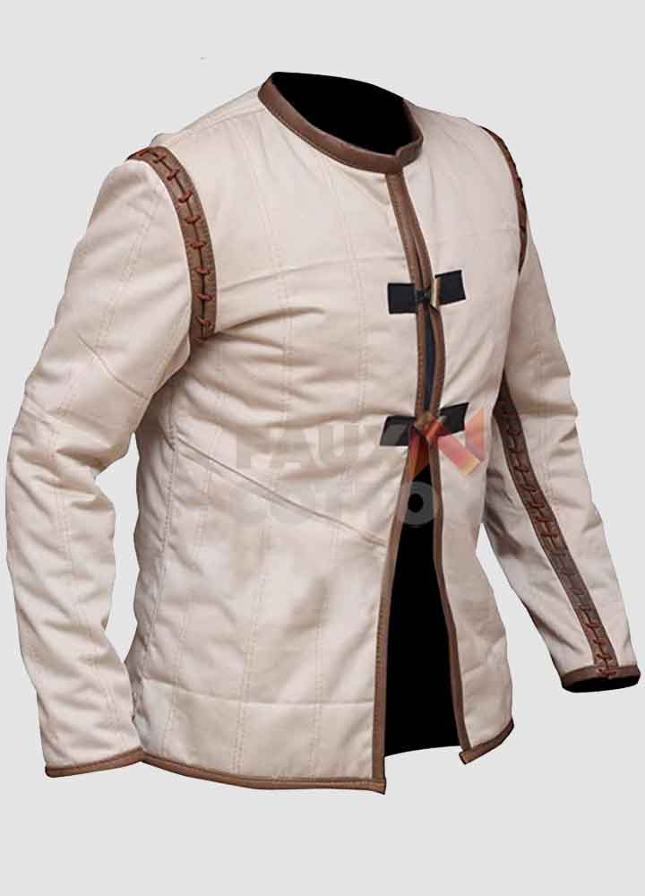 King Arthur Legend Of The Sword Charlie Hunnam Cotton Jacket