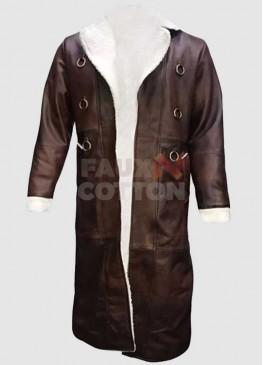 King Arthur Legend Of The Sword Charlie Hunnam Leather Coat