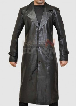 Smallville Tom Welling Leather Coat