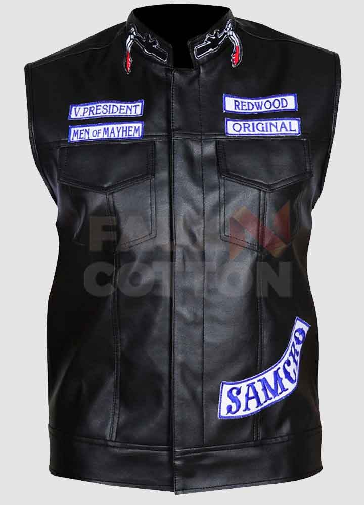 Sons of Anarchy Jax Teller Vest