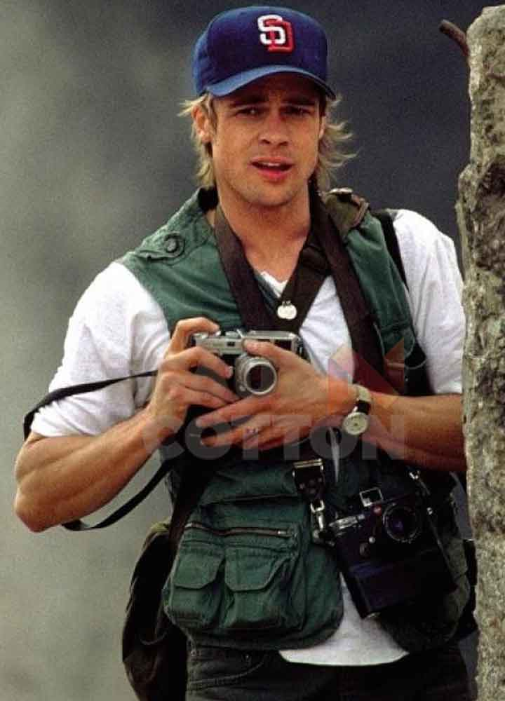 Buy Brad Pitt Spy Game Vest Tom Bishop Vest