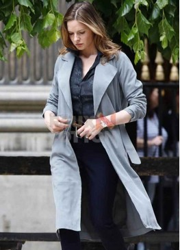 Mission Impossible 6 Rebecca Ferguson Trench Coat