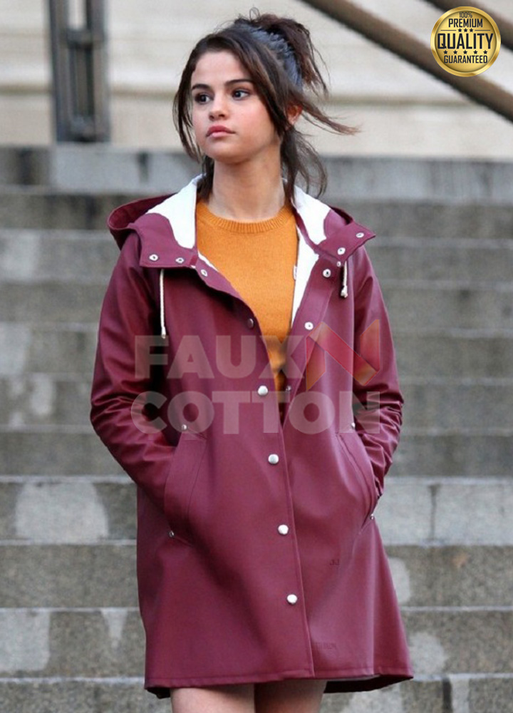 A Rainy Day in New York Chan Raincoat