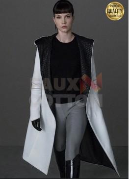 Sylvia Hoeks Blade Runner 2049 Luv White Coat
